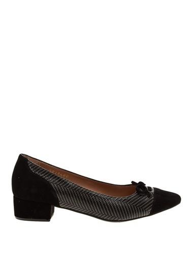 Divarese Divarese Topuklu Ayakkabı Siyah